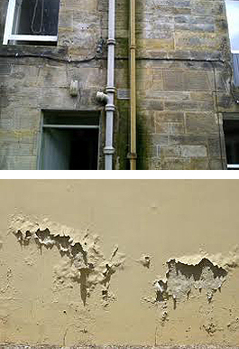 Damp Treatment Scottish Borders